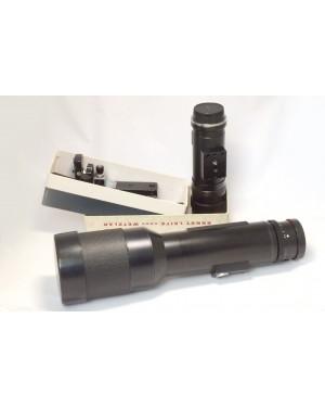 Leica-Leitz Wetzlal Leica Telyt R 560mm F6.8 Nikon AI Mount con Impugnatura a spalla Scatolato-10