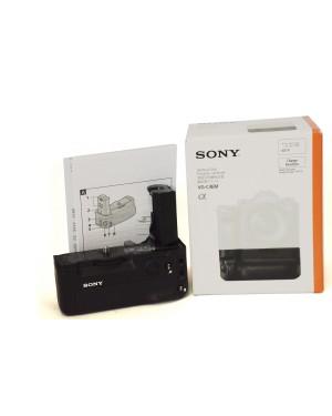 Sony-BATTERY GRIP SONY VG-C3EM COME NUOVO-10