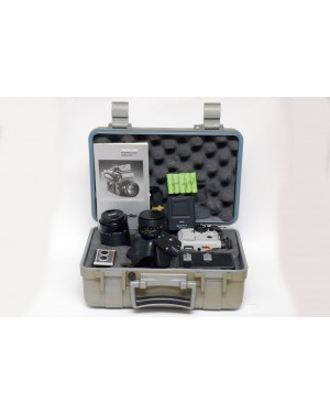 Rolleiflex-Rolleiflex 3003 Traveller Cooredo comprensivo di Vari Accessori. Vedi foto RARA-10