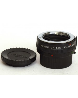 Kenko-Kenko 2X MX Teleplus MC4 Duplicatore di Focale 4 Lenti per Minolta NO Autofocus-10