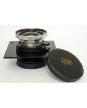 Generico-Schneider-Kreuznach Technika Symmar 1:5.6/300mm Piastra Sinar-10
