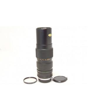 Olympus-Olympus OM System 85-250mm F1:5 con Tappi e Filtro 100% Ok-10