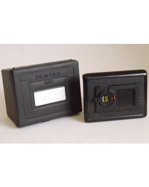 Pentax-Pentax Film Holder Porta Pellicola 220 per 645 con Custodia-10