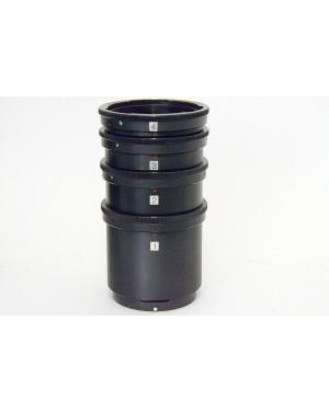 Pentacon-4 Tubi per Macro 1 2 3 4 per Pentacon Six-10