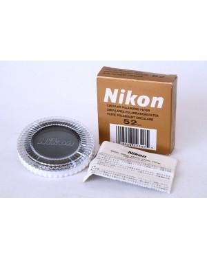 Nikon-FILTRO NIKON CIRCULAR POLARIZING FILTER 52MM-10