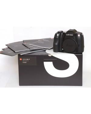 Leica-Leica S2-P 10802 Medio Formato Digitale Scatolata compresi Documenti-10