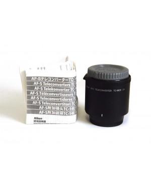 Nikon-TELECONVERTER NIKON AF-S TC-20EII 2X-10