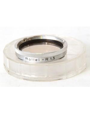 Rolleiflex-Filtro R I per Rolleiflex Biottica R 1.5 0-10