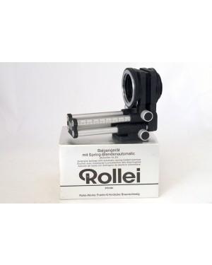 Rolleiflex-Rolleiflex Soffietto per Macro / Bellows per SL 35 Scatolato Immacolato Mint-10