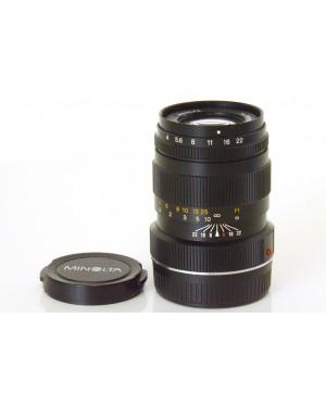 Minolta-Minolta M-Rokkor 90mm F4 Leica M Mount Eccellenti Condizioni Generali-10
