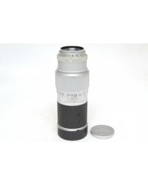 Leica-Leitz Leica Hektor 13,5cm f 4.5 (135mm1:4.5) M Mount Silver-10