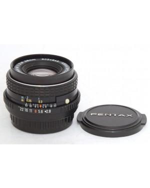 Pentax-Smc PENTAX-M 28mm F 1:2.8 Obiettivo Grandangolare K Mount No Autofocus-10