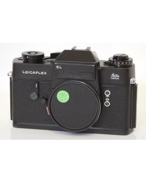 Leica-Leicaflex SL Solo Corpo Nera Ottima e Perfettamente Funzionante-10