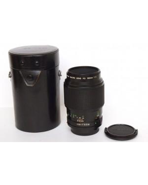 Canon-Canon FD Macro 100mm F4 con Coperchi e Custodia Immacolato-10