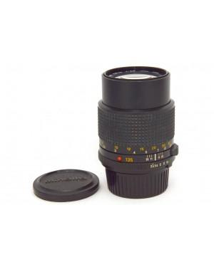 Minolta-Minolta MD 135 mm 1:3,5 Teleobiettivo da ritratto. No Autofocus-10