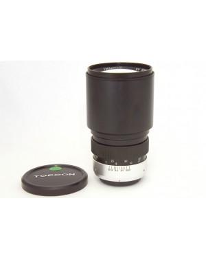 Topcon-Topcon UV TOPCOR 1:4 F = 200mm Tokyo Kogaku Obiettivo No Autofocus-10