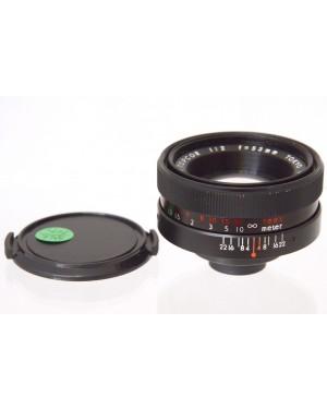 Topcon-Topcon UV TOPCOR Tokyo Kagaku 53mm 1:2 Obiettivo No Autofocus-10