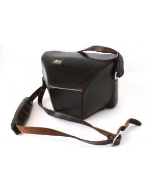 Leica-Leica Leitz Wetzar Borsa pronto in pelle Nera per SL SL2-10