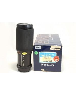 Zeiss-Zeiss Vario-Sonnar T* 80-200mm F4 MM per Contax e Yashica con Filtro Scatolato-10