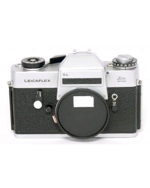 Leica-Leica Leicaflex SL Cromo / Chrome Solo Corpo Perfettamente Funzionante-10