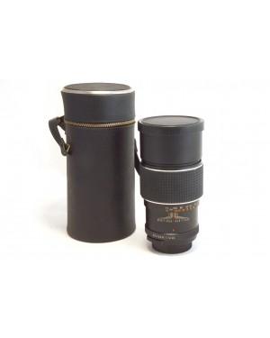 Generico-Avanar 200mm f3.5 Montatura a Vite 42x1 Con Tappi e Custodia-10