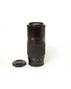 Minolta-Minolta AF Zoom 70-210mm F4 con Tappi. Obiettivo apertura fissa Sony A Mount-10
