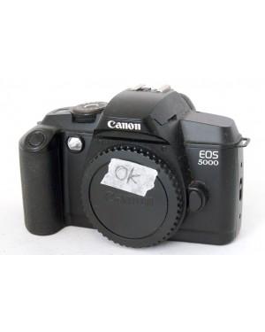 Canon-Canon Eos 5000 solo corpo Fotocamera a Pellicola In ottimo Stato Funziona-10