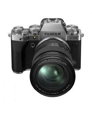 Fujifilm-FUJIFILM X-T4 / 16-80 F4 R OIS WR SILVER KIT-10