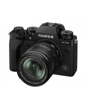 Fujifilm-FUJIFILM X-T4 / 18-55 F2.8-4 R OIS BLACK KIT-10