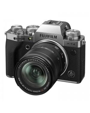 Fujifilm-FUJIFILM X-T4 / 18-55 F2.8-4 R OIS SILVER KIT-10