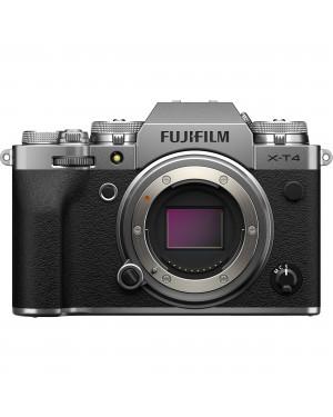 Fujifilm-FUJIFILM X-T4 SILVER SOLO CORPO-10