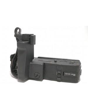 Leica-Leica Motor Drive R4 con Impugnatura. Piccoli segni duso. Funziona Bene-10