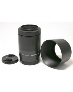Tamron-Minolta Sony AF Tamron 80-210mm F4.5-5.6 con Tappi e Paraluce-10