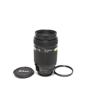 Nikon-OBIETTIVO NIKON AF NIKKOR 70-210MM F4-5.6 PERFETTO-10