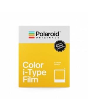 Polaroid-POLAROID PELLICOLE SERIE I-TYPE A COLORI CON CORNICE BIANCA-10