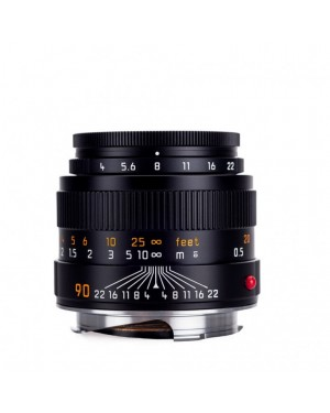 Leica-LEICA MACRO ELMAR-M 90MM F4 NERO 6 BIT CODE 11670-10