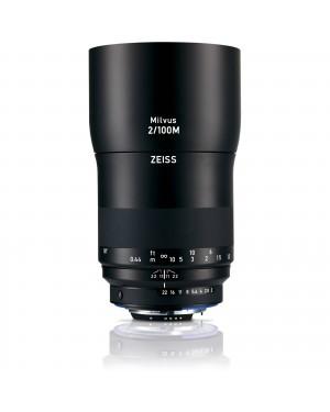 Zeiss-ZEISS MILVUS 100MM F2 ZE-ZF2-10