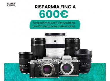 Fujifilm Instant Rebate X-T4 & X-T3