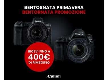 Canon Spring Campaign 2020