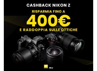 Nikon Z Summer Cashback 2020