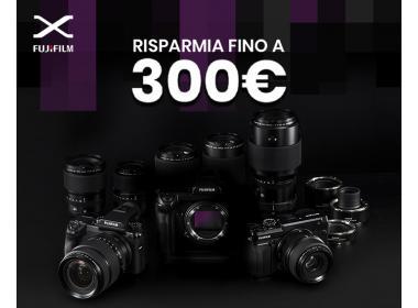 Fujifilm X Promo Estate 2020