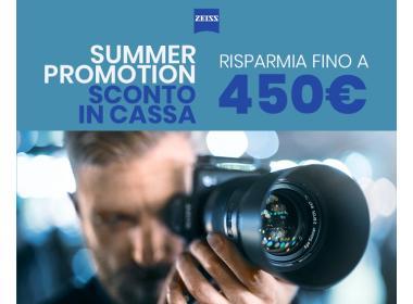 Zeiss Summer Promotion 2020