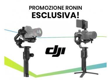 DJI Promozione Ronin Serie S