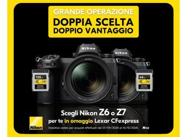 Operazione a premi Nikon Z