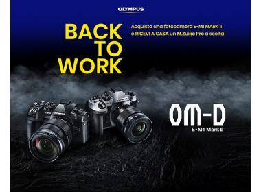 Olympus Back To Work