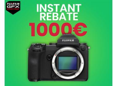 Fujifilm Instant Rebate GFX 50S