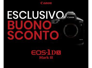 Canon 1DX Mark III Buono Sconto