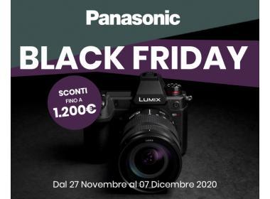 Panasonic Black Friday 2020