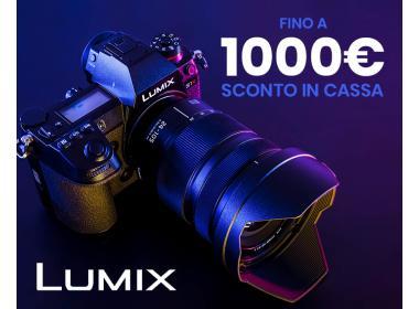 Panasonic Lumix Sconti in Cassa 2021