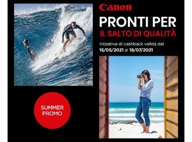 Canon Summer Promo 2021